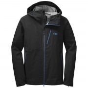 Outdoor Research - Men's Axiom Jacket (black/tahoe)